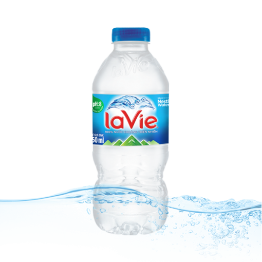 Nước LaVie 350ml thùng 24 chai Đà Nẵng